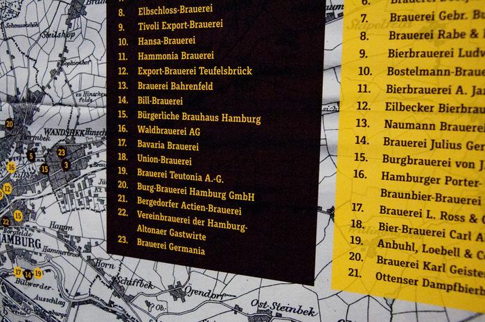 """""""Kein Bier ohne Alster"""" exhibition 13"""