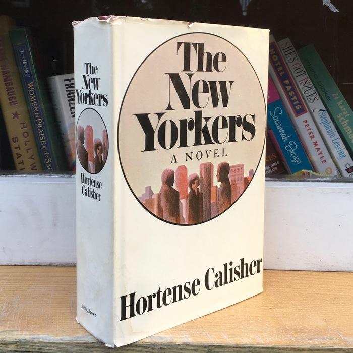The New Yorkers book cover 2