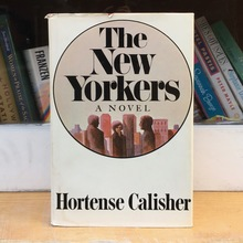 <cite>The New Yorkers</cite> book cover