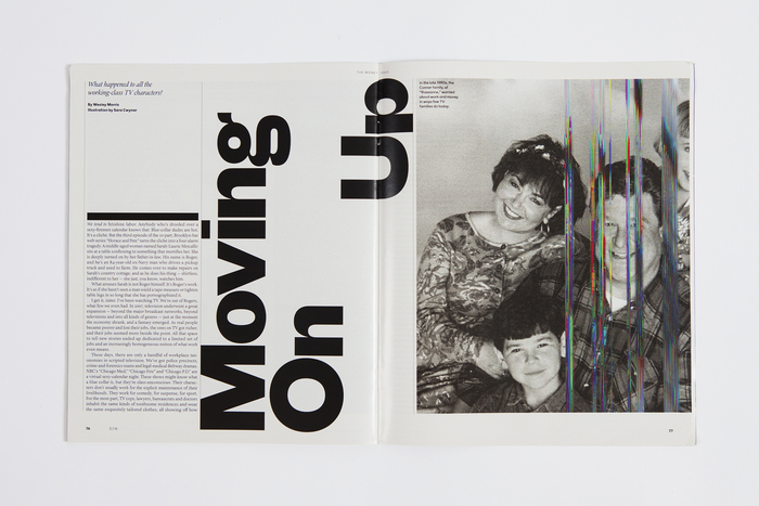 The New York Times Magazine, 2016 Money Issue 6