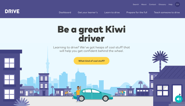 Drive website 1