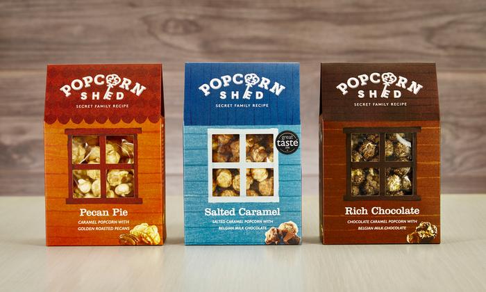 Popcorn Shed 1