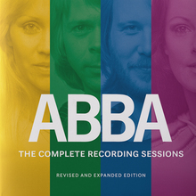 <cite>ABBA – The Complete Recording Sessions</cite>