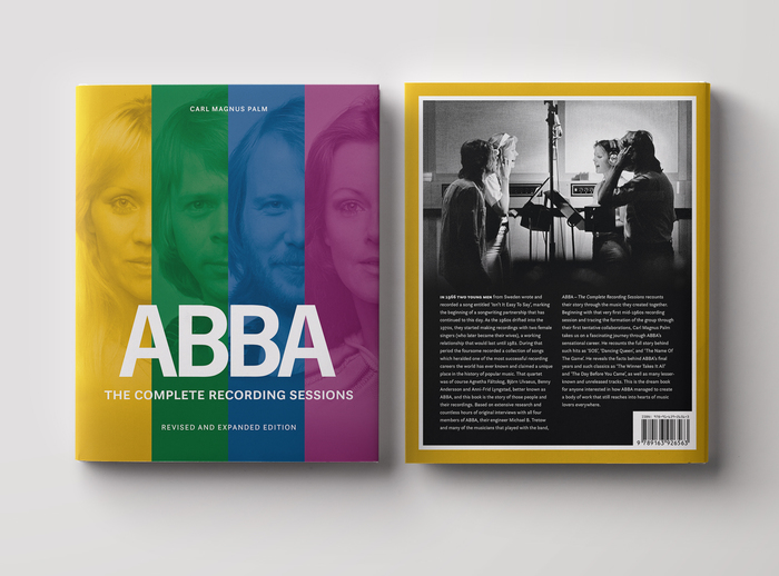 ABBA – The Complete Recording Sessions 1