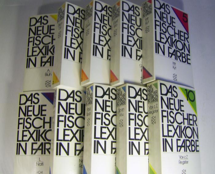 Das neue Fischer Lexikon in Farbe (1981 edition) 3