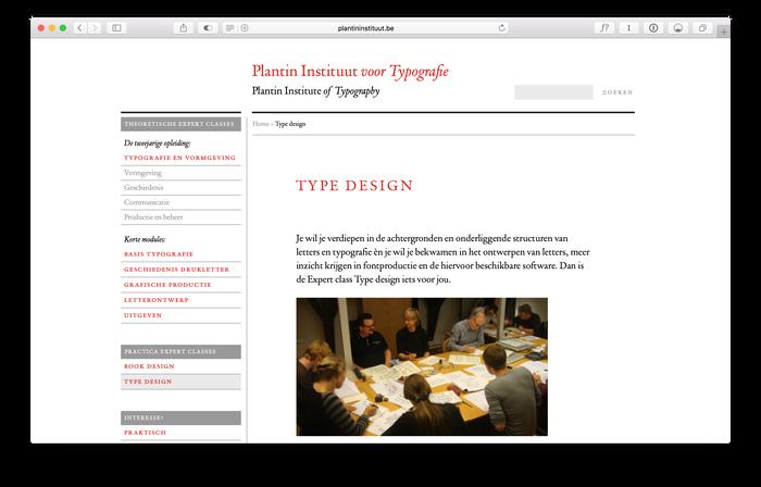 Plantin Institute of Typography 2