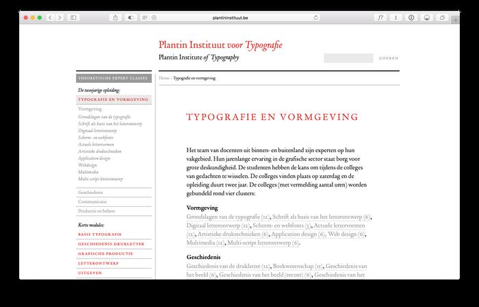 Plantin Institute of Typography 4