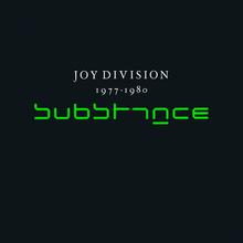 Joy Division – <cite>1977–1980: Substance</cite> album art