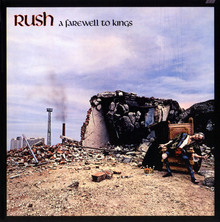 <cite>A Farewell To Kings </cite>– Rush