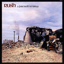 Rush — <cite>A Farewell To Kings</cite>