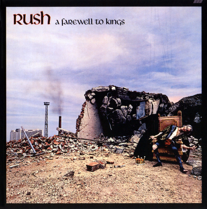 A Farewell To Kings – Rush