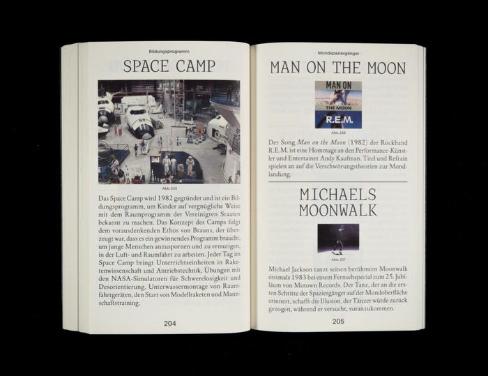 Der Traum von der Reise zum Mond / Memories of the Moon Age by Lukas Feireiss 5