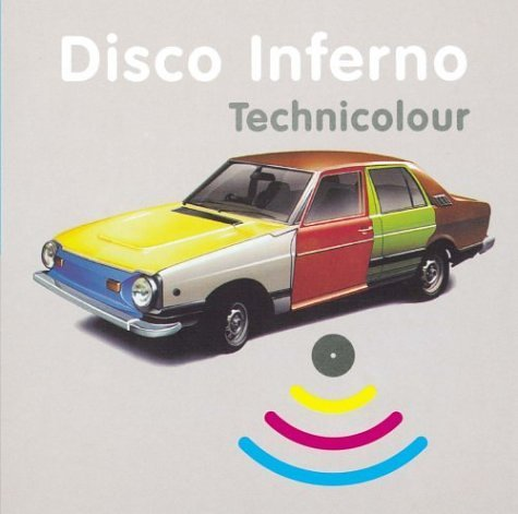 Technicolor & The 5 EPs by Disco Inferno 1