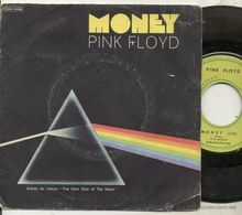 """Money"" – Pink Floyd (France, Germany)"