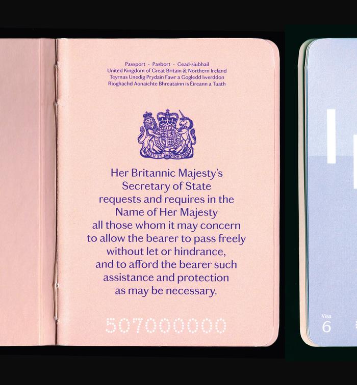 British Integration Passport 6