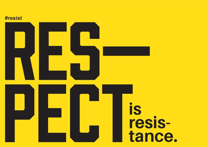 #resist 2