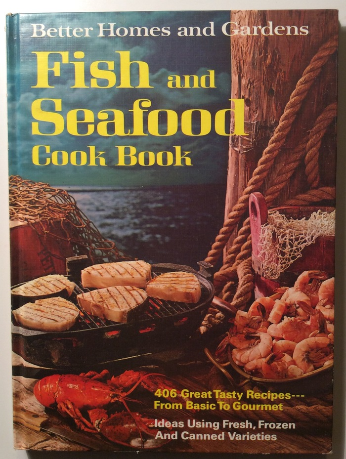 Fish and Seafood Cook Book, Better Homes and Gardens