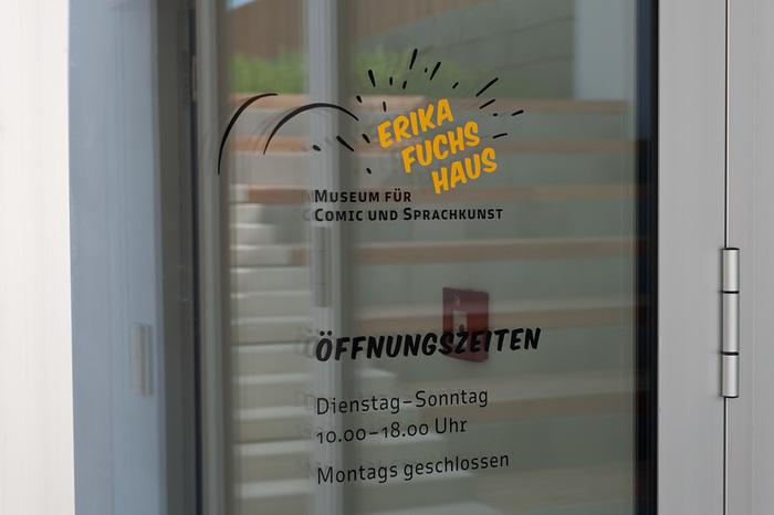 Erika-Fuchs-Haus   Museum für Comic und Sprachkunst 5