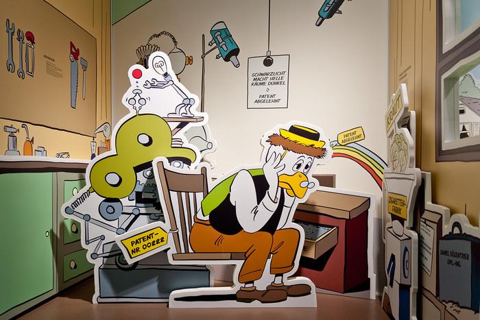 Erika-Fuchs-Haus | Museum für Comic und Sprachkunst 2