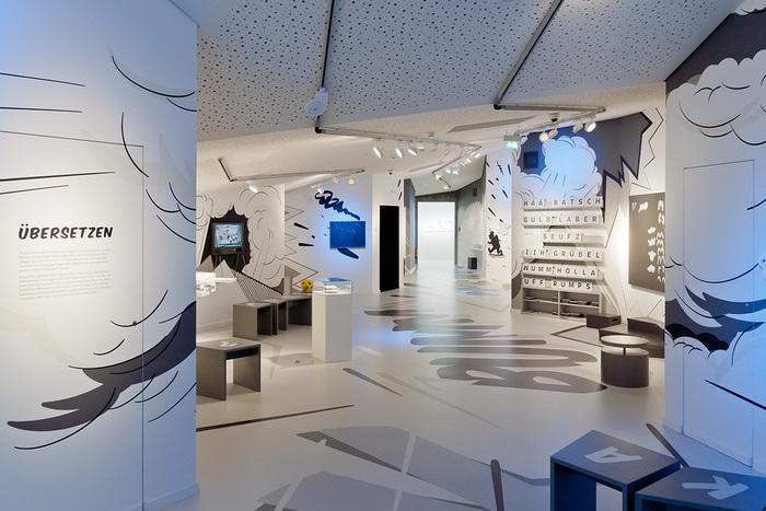 Erika-Fuchs-Haus   Museum für Comic und Sprachkunst 4