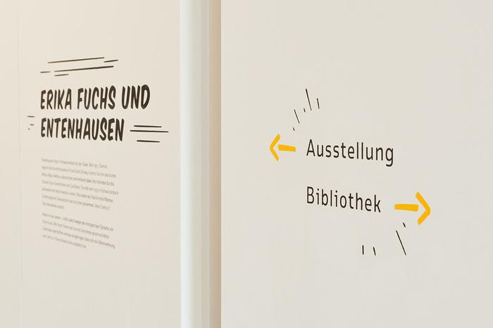 Erika-Fuchs-Haus | Museum für Comic und Sprachkunst 6