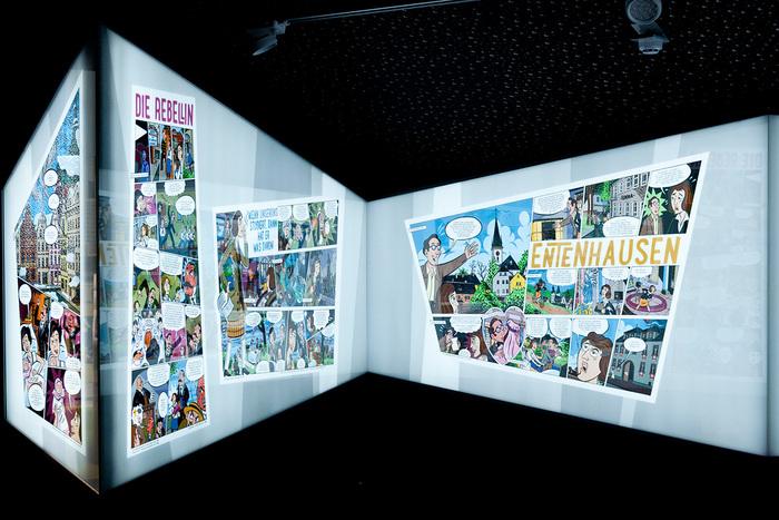 Erika-Fuchs-Haus | Museum für Comic und Sprachkunst 3