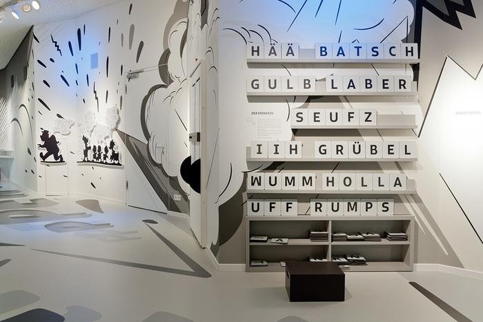 Erika-Fuchs-Haus | Museum für Comic und Sprachkunst 1