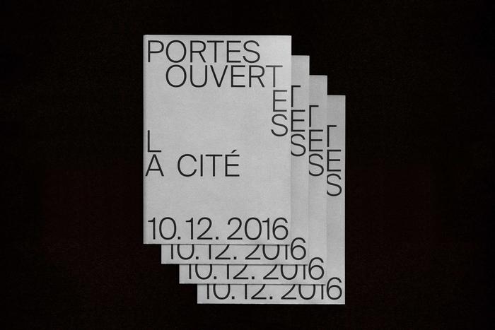 Portes ouvertes de la Cité 2016 2