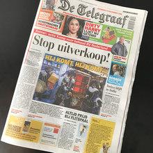 <cite>De Telegraaf</cite> (2014–)