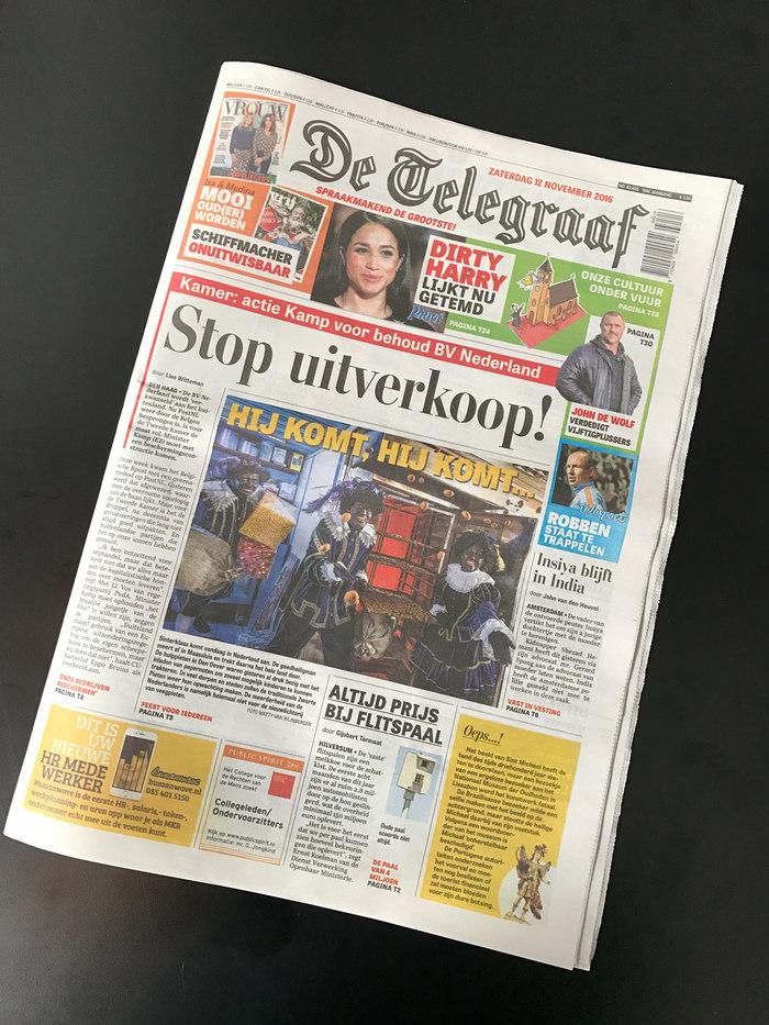 De Telegraaf (2014–) 1