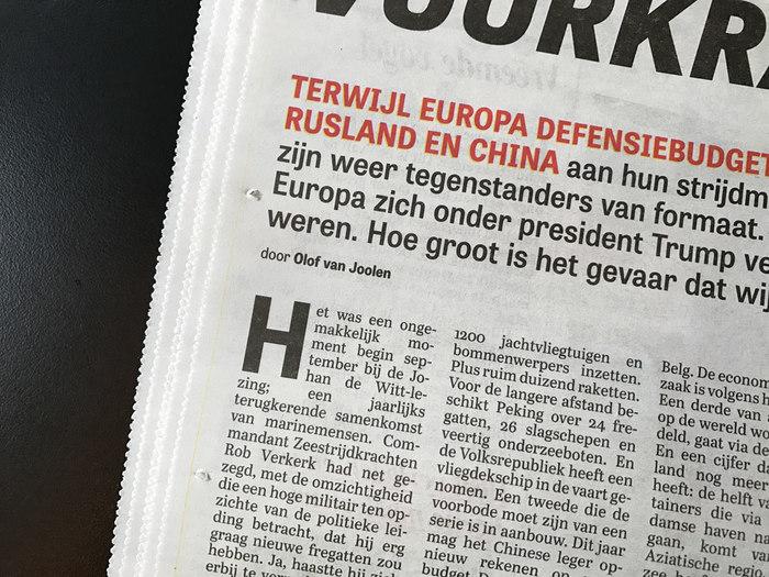 De Telegraaf (2014–) 3