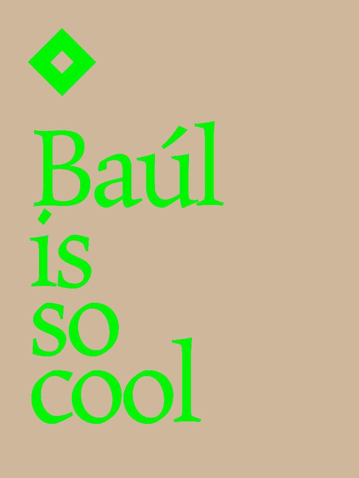 Baúl Weekend 6
