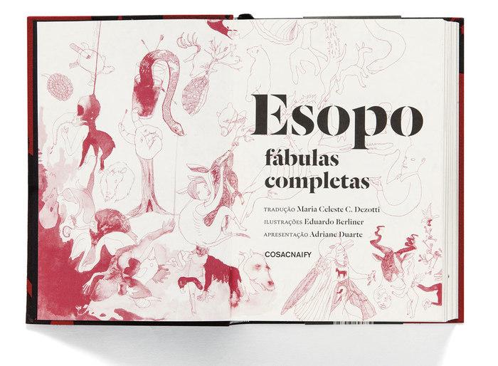 Esopo, fábulas completas 2