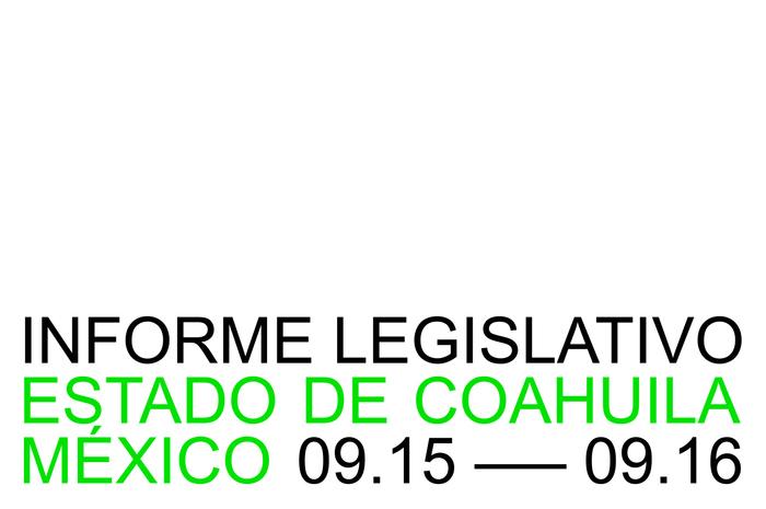 Informe Legislativo – Javier Guerrero 2