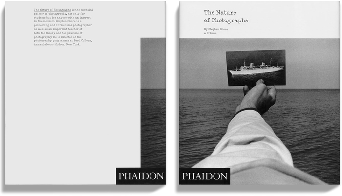 The Nature of Photographs (Phaidon) 2