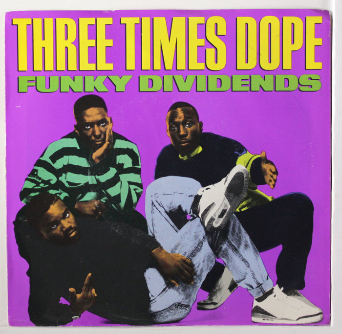 Three Times Dope – Funky Dividends 1