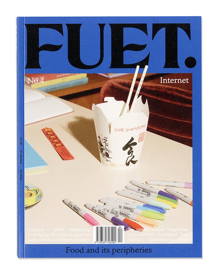 Fuet magazine #4 1