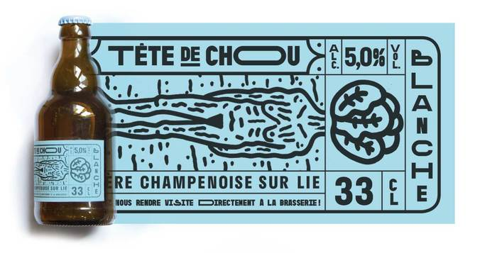 Tête de Chou brewery 4