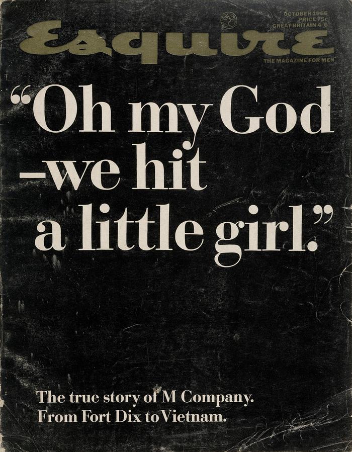 Esquire, October 1966