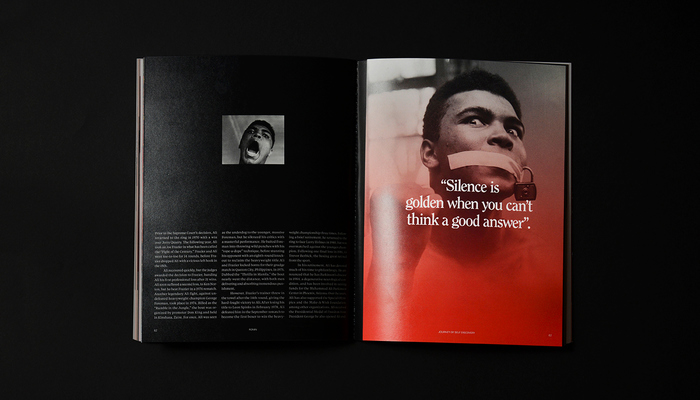 Ronin magazine 1