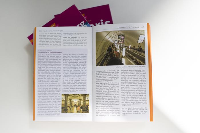 Guidebooks by Michael Müller Verlag 1