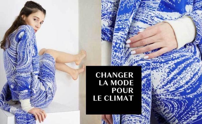 Changer la mode pour le climat 2015 5