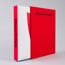 <cite>Ellsworth Kelly</cite>, Phaidon