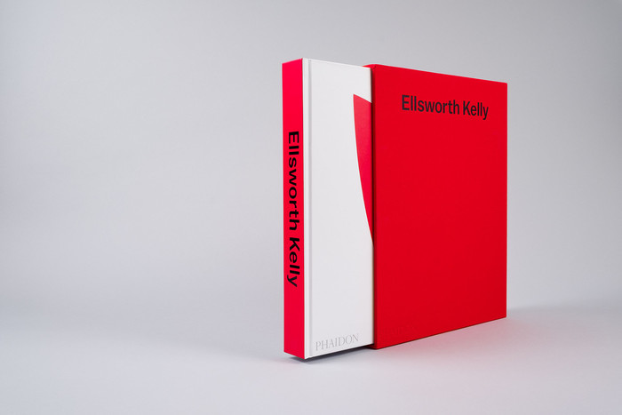 Ellsworth Kelly, Phaidon 1