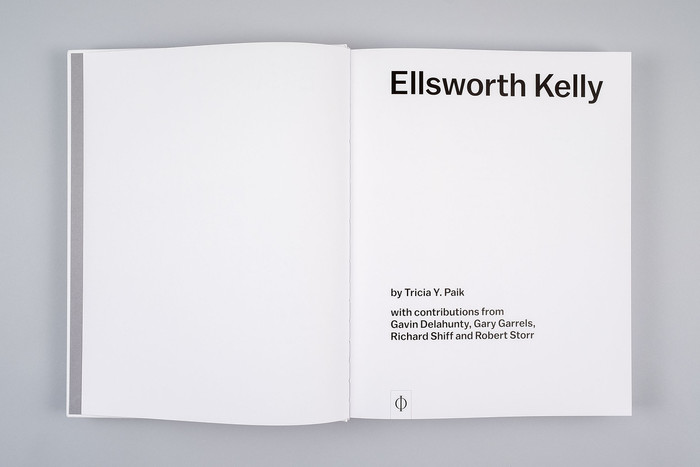 Ellsworth Kelly, Phaidon 2