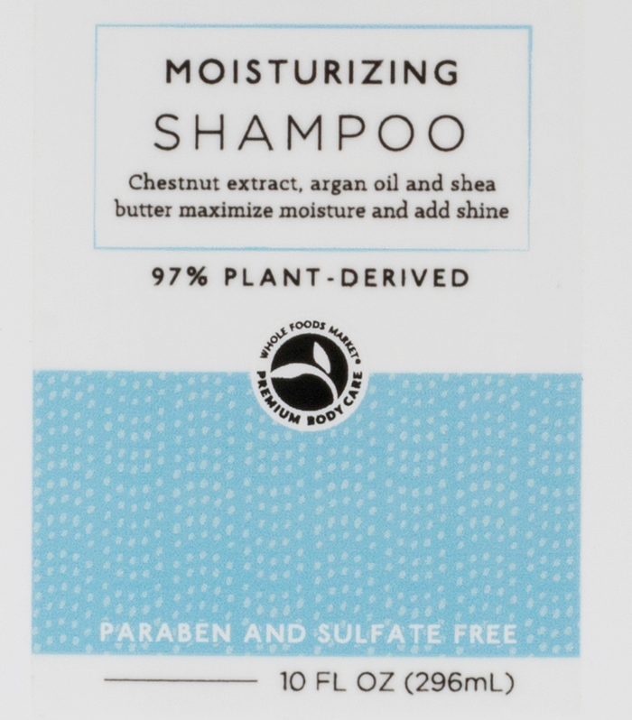 Whole Foods Market hair care 2