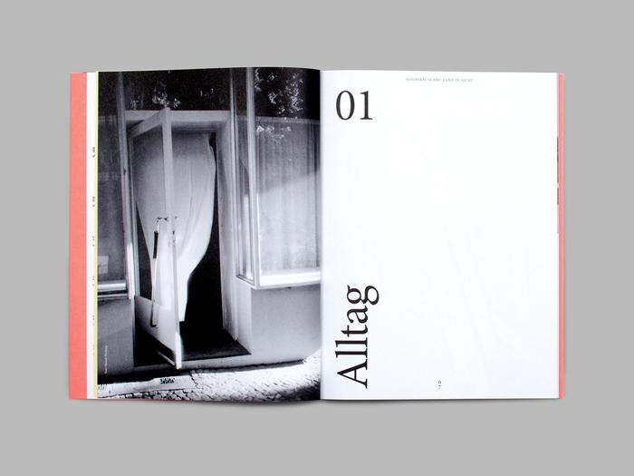 """Stadtaspekte, special issue """"Land in Sicht!"""" 3"""