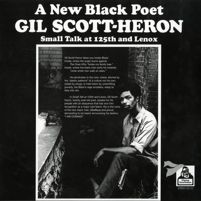 Small Talk At 125th And Lenox by Gil Scott-Heron 1
