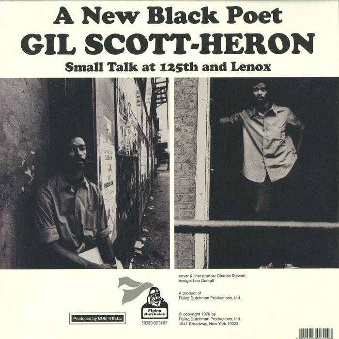 Small Talk At 125th And Lenox by Gil Scott-Heron 2