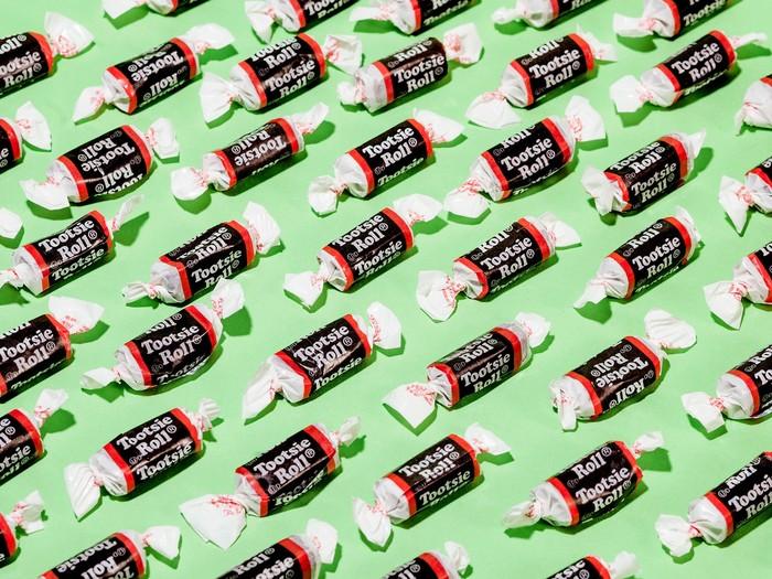 Tootsie Roll candy branding 1